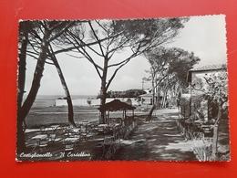 Cartolina Castiglioncello - Il Cardellino - 1952 - Livorno