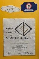 12033 - Vino Nobile Di Montepulciano 1977 Carletti Della Giovampaola  Talie - Other