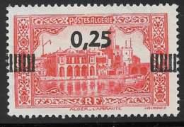 Yvert 148 Maury 144 - 0,25 / 50 C Rouge - (*) - Algérie (1924-1962)