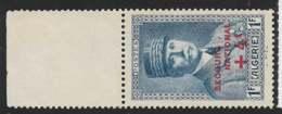 Yvert 170 Maury 173 - 4 F / 1 F Bleu - Haut De Feuille - (*) - Algeria (1924-1962)