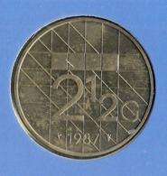 1987 * 2,5 Gulden  Uit FDC-SET  * NEDERLAND * - [ 3] 1815-…: Königreich Der Niederlande