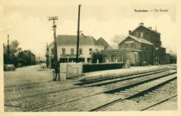 Haaltert Terjoden - De Statie - Gare - Station - 1962 - Haaltert