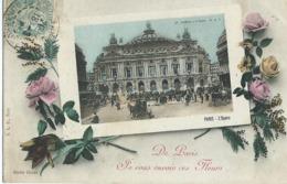 De Paris Je Vous Envoie Des Fleurs, L'opéra - Other Monuments