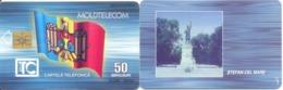 1994. Moldova - CHIP -  50 IMP, 09/1994, RR - Moldova