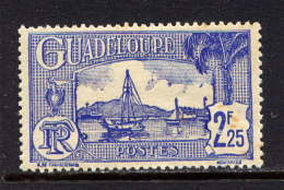 GUADELOUPE - 156** -  PORT DE POINTE A PITRE - Guadeloupe (1884-1947)