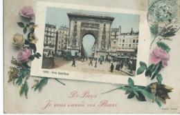 De Paris Je Vous Envoie Des Fleurs, Porte Saint-Denis - Other Monuments