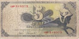 BILLETE DE ALEMANIA DE 5 MARK DEL AÑO 1948   (BANKNOTE) - [ 5] Ocupación De Los Aliados