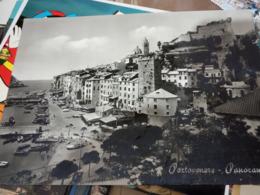 PORTOVENERE  SCORCIO CON CASTELLO N1960 HF1284 - La Spezia