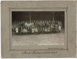 DAX Ou ALENTOURS - PHOTOGRAPHIE ORIGINALE De OCANA Père à DAX - Photo De Classe Année Scolaire 1923 - 1924 -  VOIR SCANS - Dax