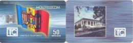 1995. Moldova - CHIP - 50 IMP. 09/1995, USED - Moldova