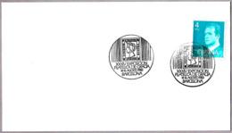 Matasellos XXXIV EXP. FILATELICA DE GRACIA. Barcelona 1983 - 1931-Hoy: 2ª República - ... Juan Carlos I