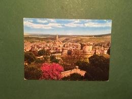 Cartolina Matera - Panorama Con Castelli - 1964 - Matera