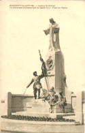 Boechout-lez-Anvers - Institut St-Gabriel - Le Monument Commemoratif Du Sacre-Coeur - Place De L'Eglise -r - Boechout
