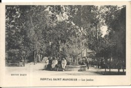 HOPITAL . LES JARDINS - Saint-Mandrier-sur-Mer