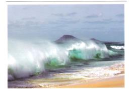 Cabo Verde Sal - Pontapreta - Nice Stamp Timbre - Capo Verde