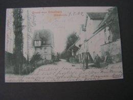 Lützelbach  ..Odenwald 1902 Stempel Post Hammelsbach - Bad König