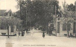 HOPITAL . VUE GENERALE - Saint-Mandrier-sur-Mer
