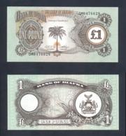 Biafra 1 Pound 1968 Unc Pick 5 Ref 6628 - Brunei