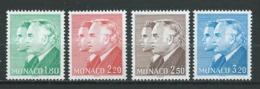 MONACO 1985 . Série N°s 1479 à 1482 . Neufs ** (MNH) . - Neufs