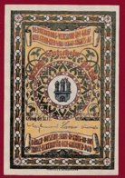 Allemagne 1 Notgeld  De 50 Pfenning Stadt Eckernförde  (RARE) Dans L 'état N° 4973 - Collections