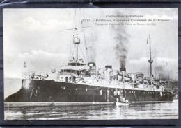 Pothuau - Croiseur Cuirassé De 1er Classe - Guerra