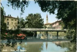 SACILE  PORDENONE  Ponte Del Mercato Sul Livenza - Pordenone