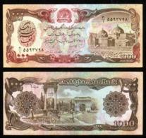 Afghanistan 1000 Afghanis 1979 1991 Pick 61c - Afghanistan