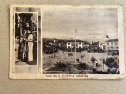 SALUTI DA S. EUFEMIA LAMEZIA - Catanzaro