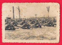 FOTOGRAFIA MILITARE - MILITARI - ALPINO - ALPINI - Guerra, Militari