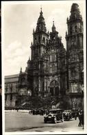 Photo Cp Santiago De Compostela Galicien Spanien, Kathedrale - Spanje
