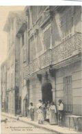 83.LA ROQUEBRUSSANNE.  L HOTEL DE VILLE EN 1907 - La Roquebrussanne