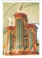 Netherland - Strümphler Orgel In De Noordeinder Vermaning Graft - Church - Orgel - Organ - Orgue - Kirchen U. Kathedralen
