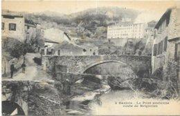 83   BARJOLS.   LE PONT ANCIENNE ROUTE DE BRIGNOLES - Barjols