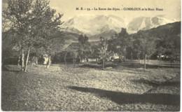 Combloux Et Le Mont Blanc - France