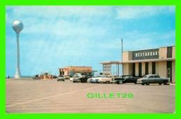 KANSAS CITY, KS - TURNPIKE SERVICE AREA ON KANSAS TURNPIKE -  CURTEICHCOLOR - - Kansas City – Kansas