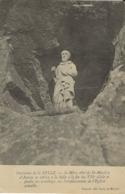 LA SELLE (CELLE)-EN-MORVAN  St Méry Fonda Un Ermitage Emplacement De L'église  Carte 1905/20 - France
