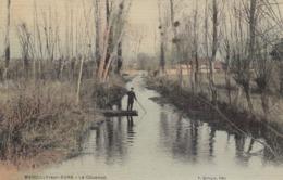 MARCILLY SUR EURE. Le Couenon - Marcilly-sur-Eure