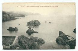 83 - Le Trayas - Les Rochers, Vue Prise De L'Hôtel Sube - Saint-Raphaël