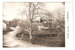 Carte Photo - 18 - FARGES ALLICHAMPS (près De St Amand Montrond) - Entrée Du Bourg - Peu Commune - Other Municipalities