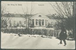 Belarus Pologne Polska Kobylnik Der Krieg Im Osten Feldpost 1906 - Polonia
