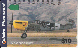 AUSTRALIA - World War II, Clasiic Fighters/Messerschmitt, Used - Avions