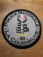 Ecusson Police Nationale - Polizia