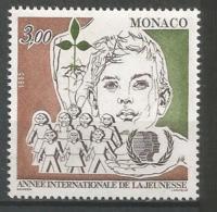 MONACO ANNEE 1985 N° 1478 NEUF** NMH - Unused Stamps