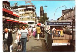 Deutschland - Berlin Kudamm - C&A Kaufhaus - Cars - Auto - Charlottenburg