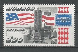 MONACO ANNEE 1986 N° 1537 NEUF** NMH - Unused Stamps