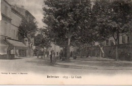 910Cr  13 Barbentane Le Cours - Frankrijk