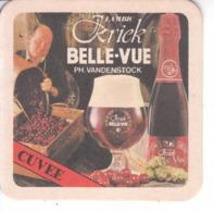 Kriek Belle-Vue Cuvée - Sous-bocks