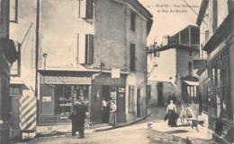 BLAYE - Rue St Sauveur Et Rue Du Marché - Blaye