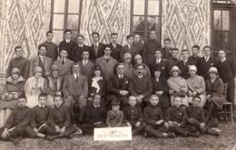 PITESTI / ARGES : SOCIETATEA CORALA FREAMATUL ARGESULUI - CARTE VRAIE PHOTO / REAL PHOTO ~ 1926 - '930 - RRR !!! (ad145) - Rumänien