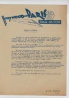 Lettre D'information De La MGM - Lady In The Lake - Detective  Philip Marlowe - Robert Montgomery - Werbetrailer